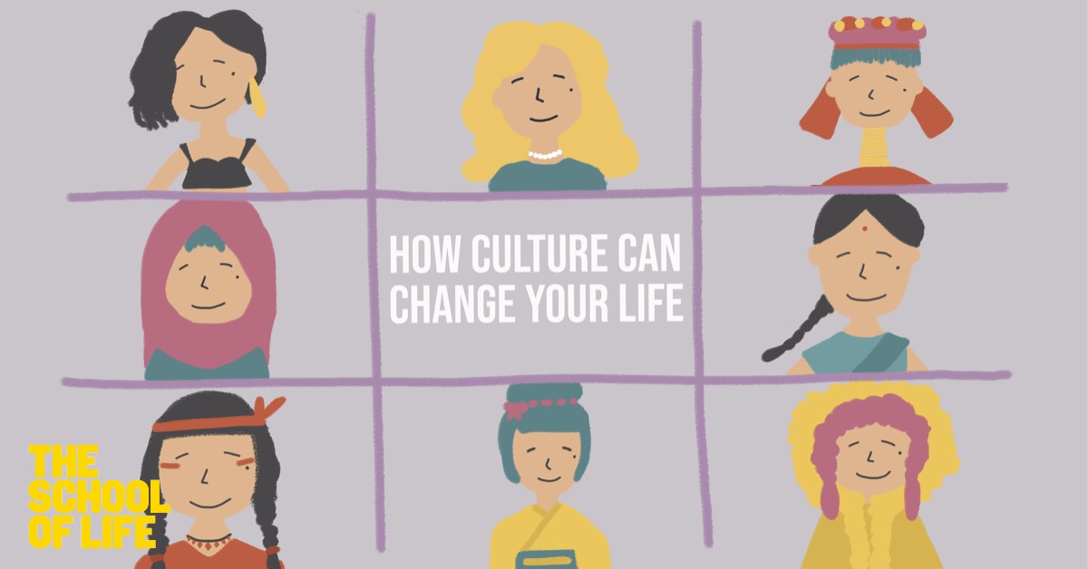 How Culture Can Change Your Life